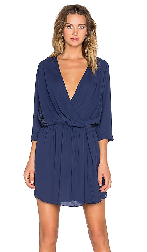 HEARTLOOM Celine Dress in Navy