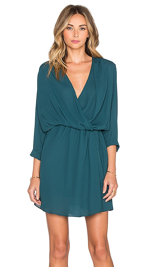 HEARTLOOM x REVOLVE Celine Dress in Green