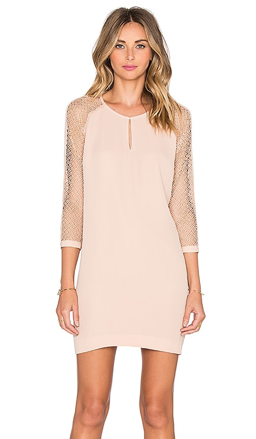 HEARTLOOM x REVOLVE Danielle Dress in Beige