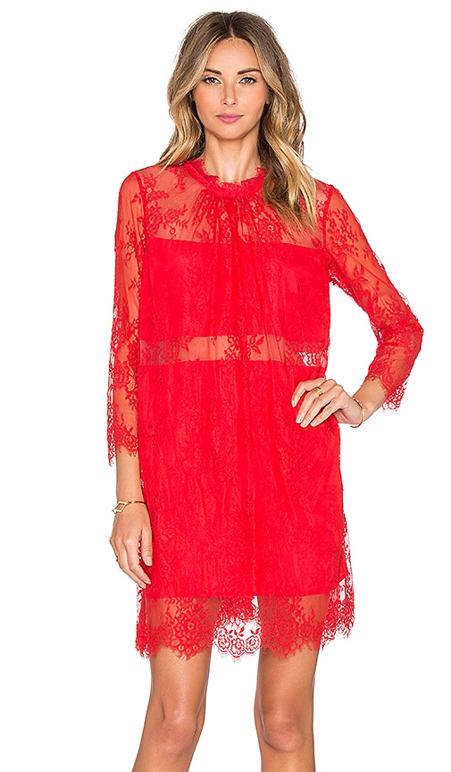 x REVOLVE Albie Dress
