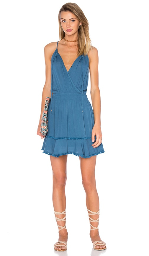HEARTLOOM Oria Dress in Blue