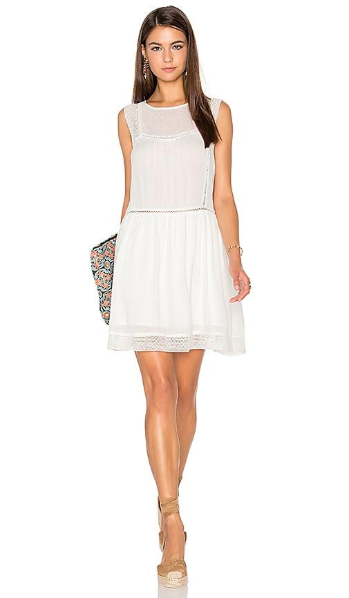 HEARTLOOM Vesna Dress in White
