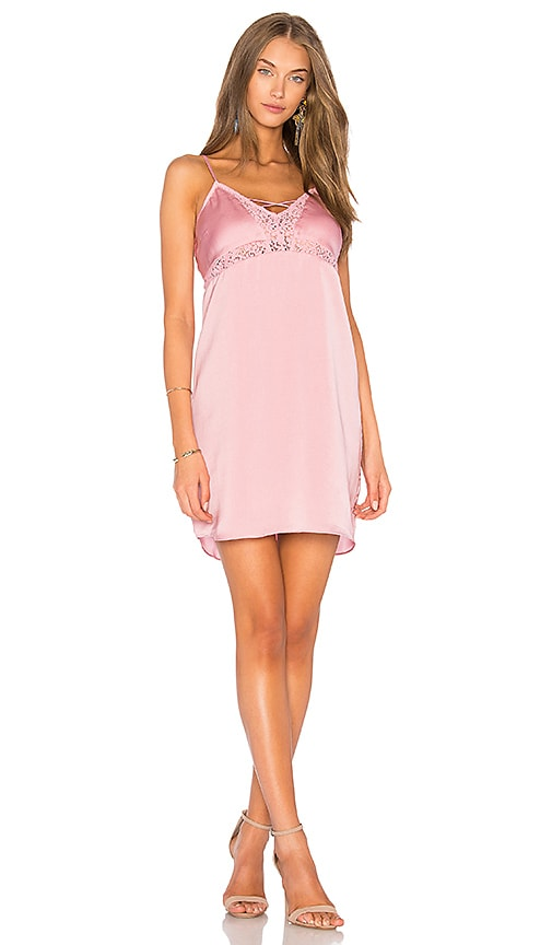 HEARTLOOM Alexa Dress in Pink