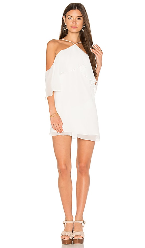 HEARTLOOM Maya Dress in White