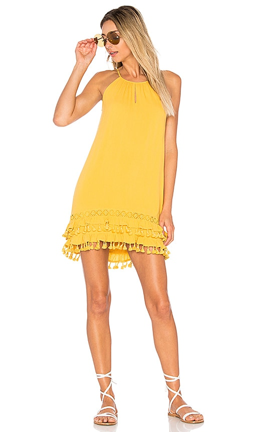 HEARTLOOM Hannah Dress in Yellow