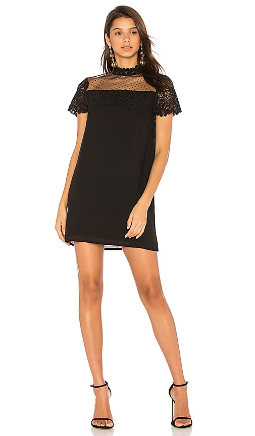 HEARTLOOM Jelena Dress in Black