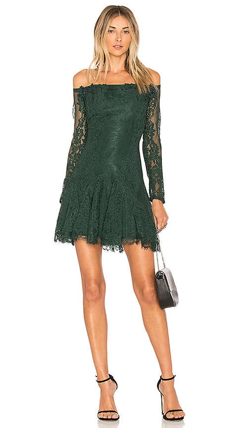 HEARTLOOM Max Dress in Green