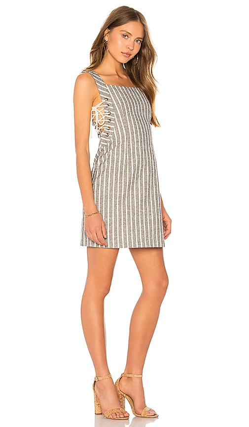 HEARTLOOM Simone Dress in Gray
