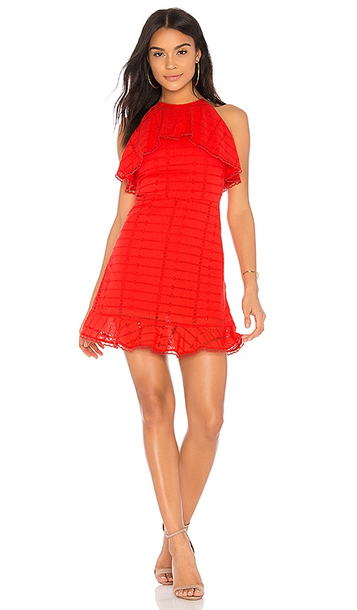HEARTLOOM Lea Dress in Red