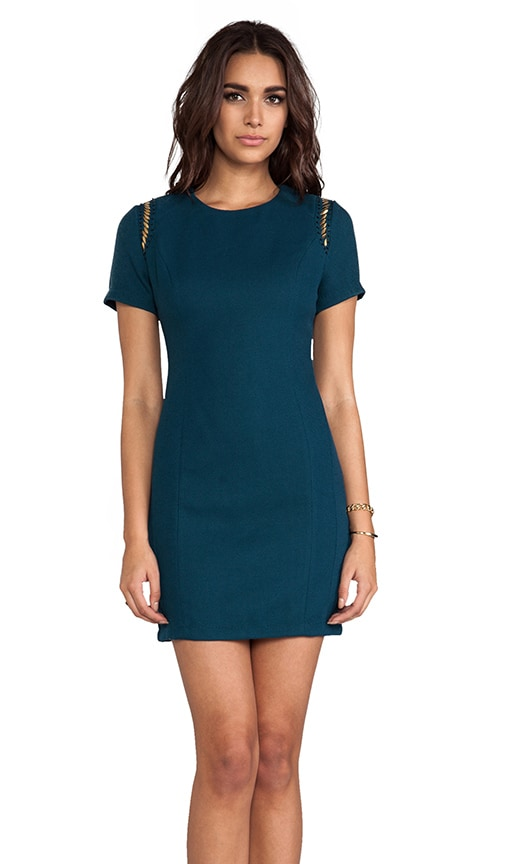Tucker Textured Dress