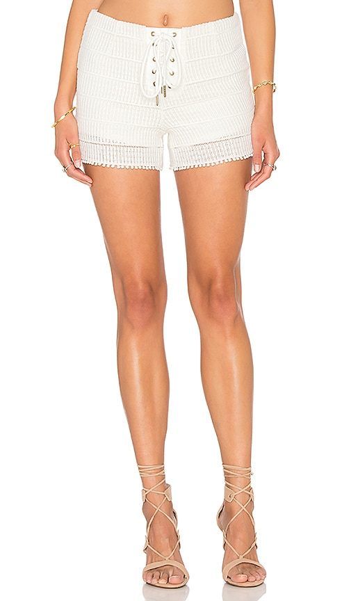 HEARTLOOM Xylia Short in White