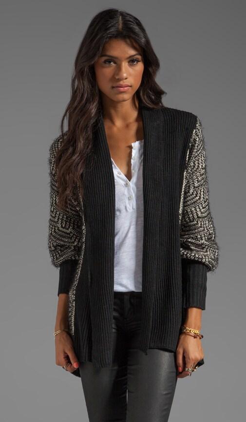 Perla Wrap Sweater