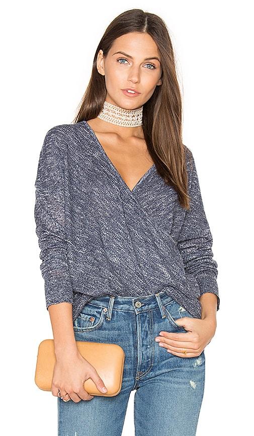 HEARTLOOM Cissy Sweater in Blue