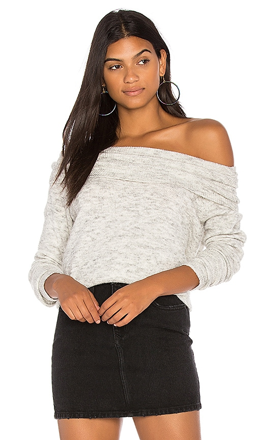 HEARTLOOM Mello Sweater in Ivory