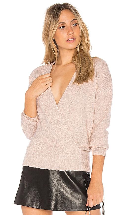 HEARTLOOM Ashley Sweater in Pink