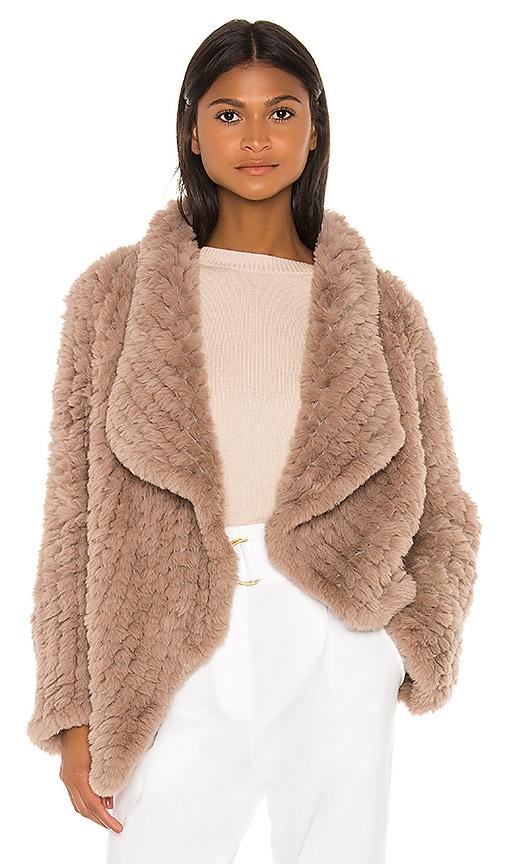 Ensley Faux Fur Coat