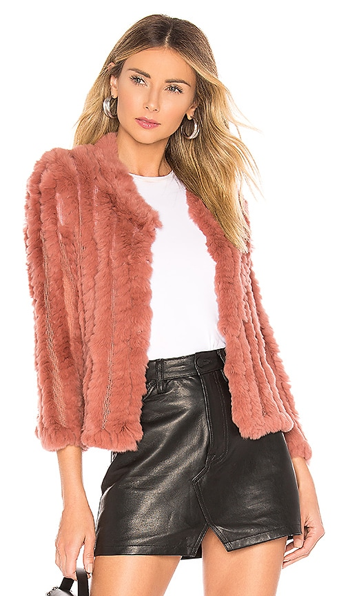 Rosa Fur Jacket