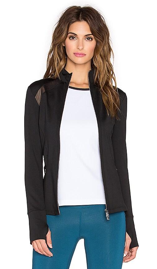 Heroine Sport Studio Jacket in Black