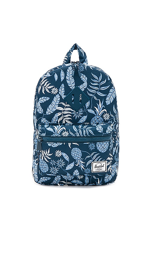 Herschel Supply Co. Heritage Kids Backpack in Teal