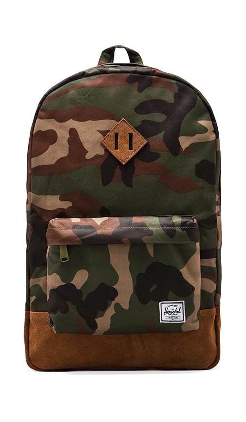 Heritage Suede Series Backpack