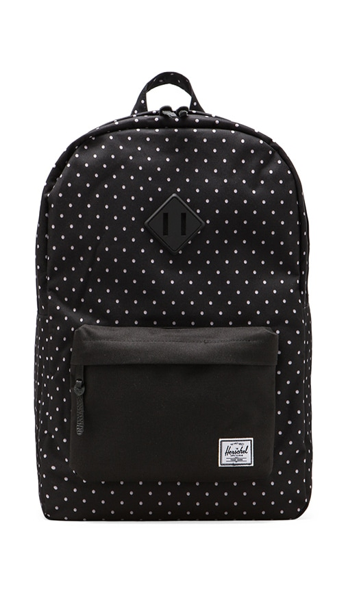 Heritage Polka Dot Backpack