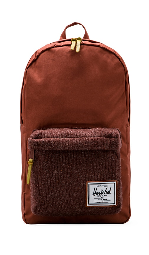 Woodside Knitted Collection Backpack