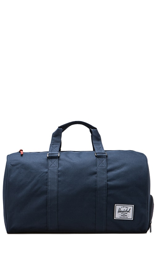 Novel Knitted Collection Duffle