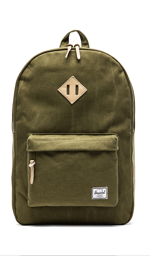 Canvas Collection Heritage Backpack