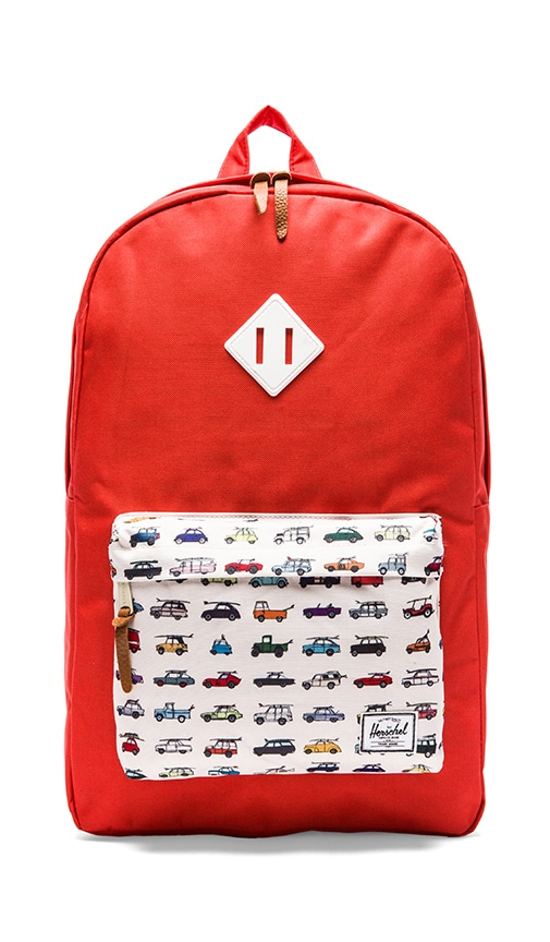 Rad Cars Collection Heritage Backpack