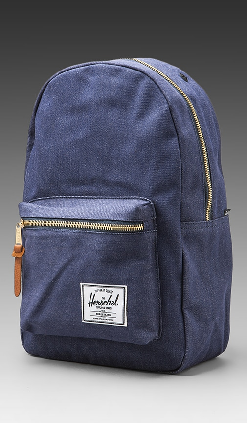 Denim Collection Settlement Backpack