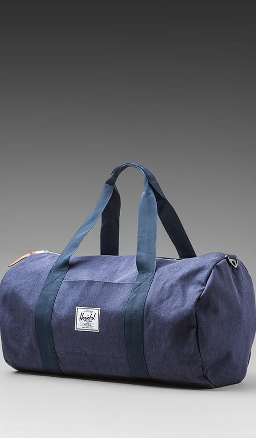 Denim Collection Duffle Bag Backpack
