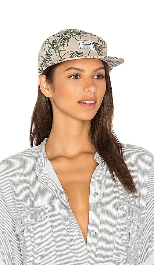 Herschel Supply Co. Glendale Hat in Green
