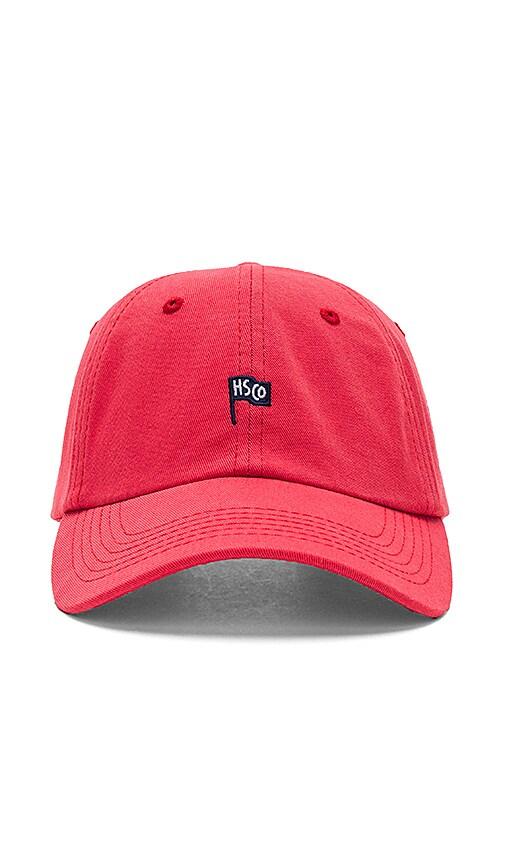 Herschel Supply Co. Sylas Hat in Red