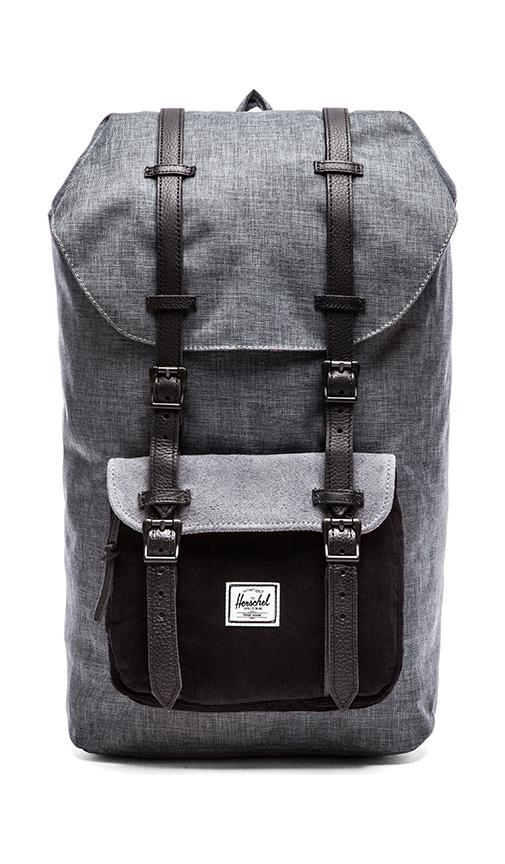 9ed6ceeb15d8 The Ranch Collection Little America Backpack. The Ranch Collection Little  America Backpack. Herschel Supply Co.