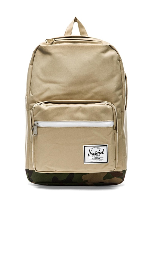 Herschel Supply Co. MOCHILA POP QUIZ en Khaki & Woodland