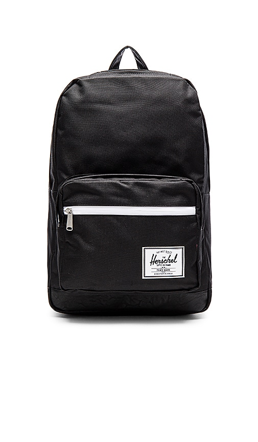 ee7e89c27d8 Herschel Supply Co. Pop Quiz in Black   REVOLVE