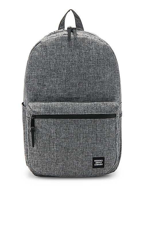 Herschel Supply Co. Harrison Backpack in Charcoal