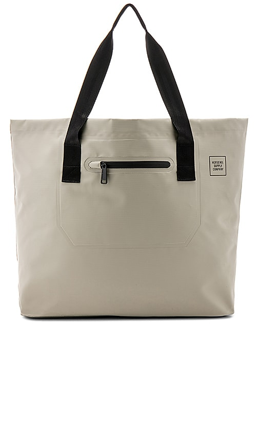 Herschel Supply Co. Studio Alexander Tarpaulin Bag in Taupe