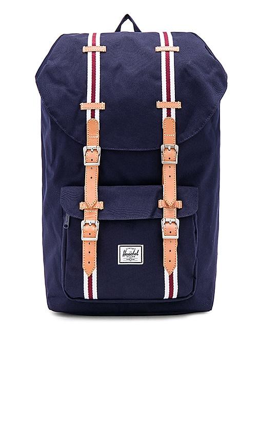 Herschel Supply Co. Little America Backpack in Navy