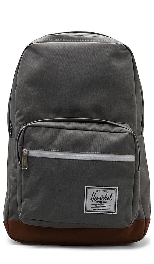 Herschel Supply Co. Pop Quiz Backpack in Gray