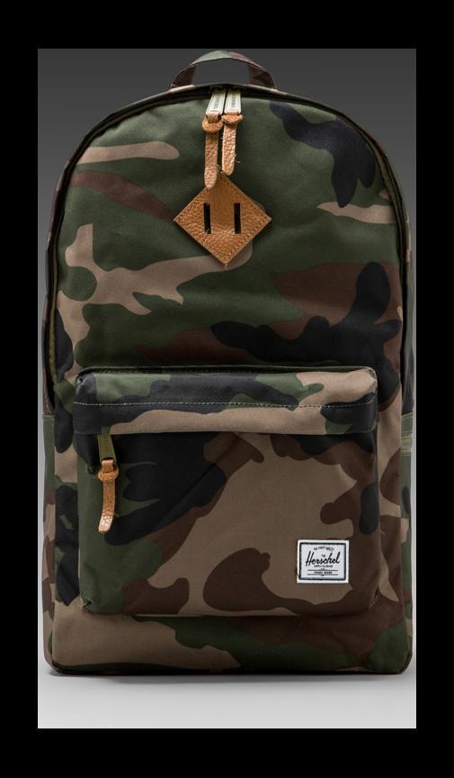 Heritage Plus Backpack