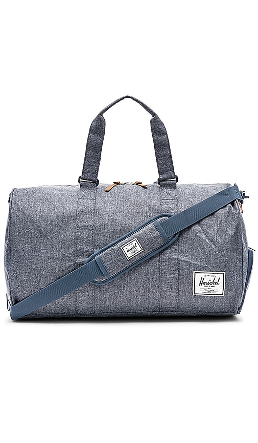 Herschel Supply Co. Novel Duffle Bag in Blue