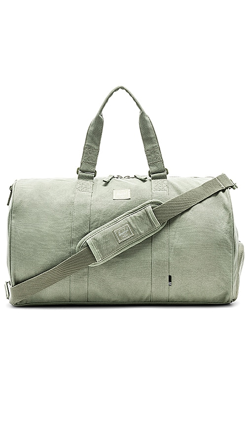 Herschel Supply Co. Novel Duffle Bag in Sage