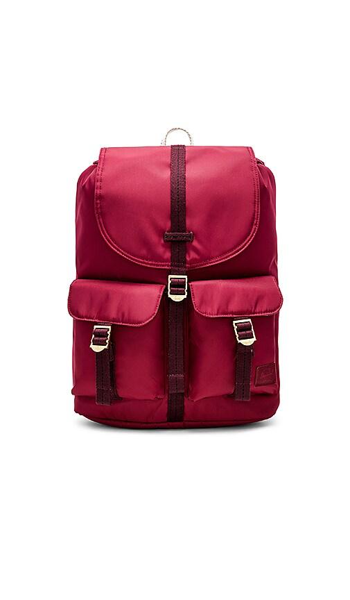 0b4fe8a829a Herschel Supply Co. Dawson Backpack in Windsor Wine   Silverbirch ...