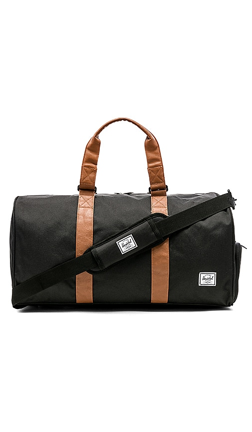 Herschel Supply Co. Novel Duffle Bag in Black