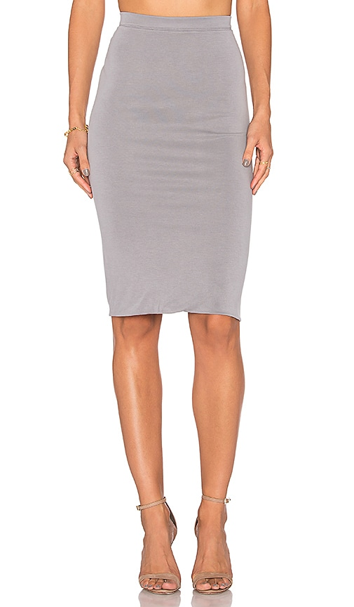 HELFRICH Reagan Skirt in Gray