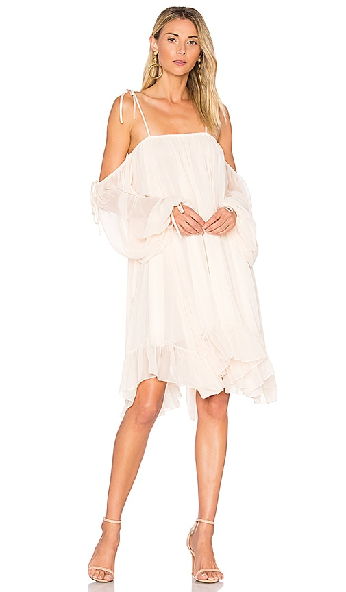 Hot As Hell Absolutely Dress in Cream