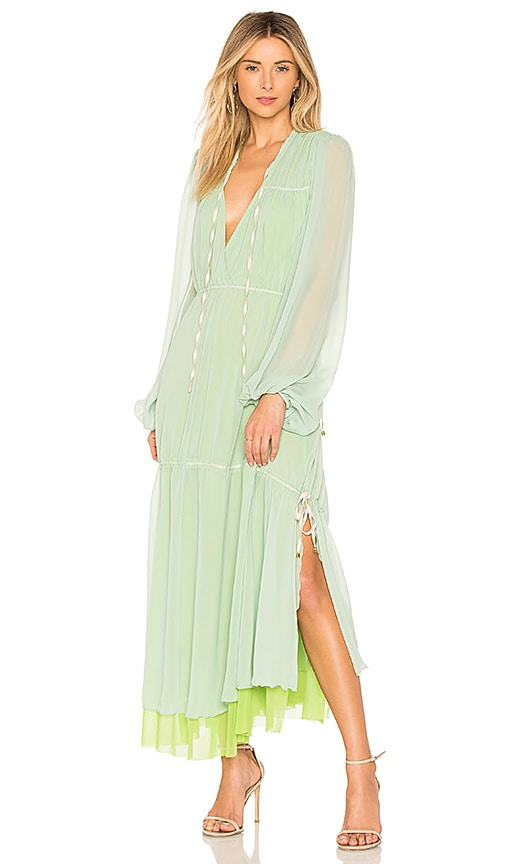 Hot As Hell Lovin LindHAH Dress in Mint