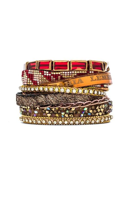 Bracelet with Faux Fur