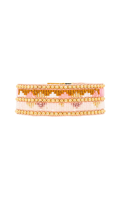 HiPANEMA Twins Bracelet in Pink